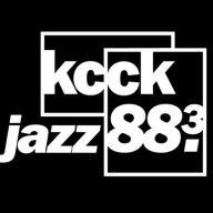 "KCCK ""Jazz 88.3"" Cedar Rapids, IA Logo"
