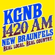 KGNB 1420 AM Logo