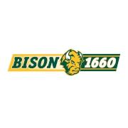 Bison 1660 AM Logo
