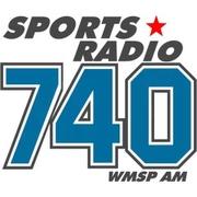 Sports Radio 740 Logo