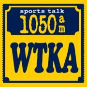 Sports Talk 1050 WTKA Logo