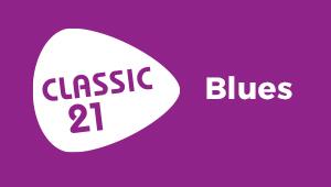 Classic 21 - Blues Logo