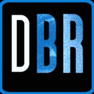 DEBLUESRADIO.com (DBR) Logo