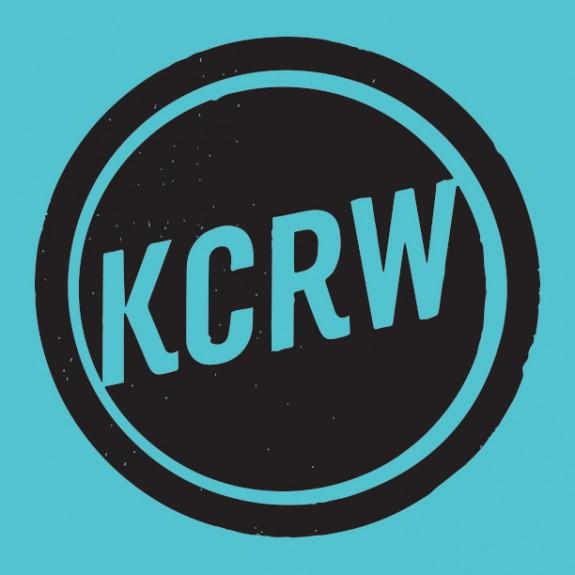 KCRW 89.9 FM  Santa Monica, CA Logo