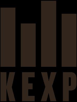 KEXP 90.3 FM  Seattle, WA Logo