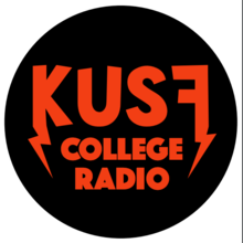 KUSF 90.3 FM  San Francisco, CA Logo
