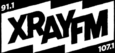KXRY 107.1 FM  Portland, OR Logo