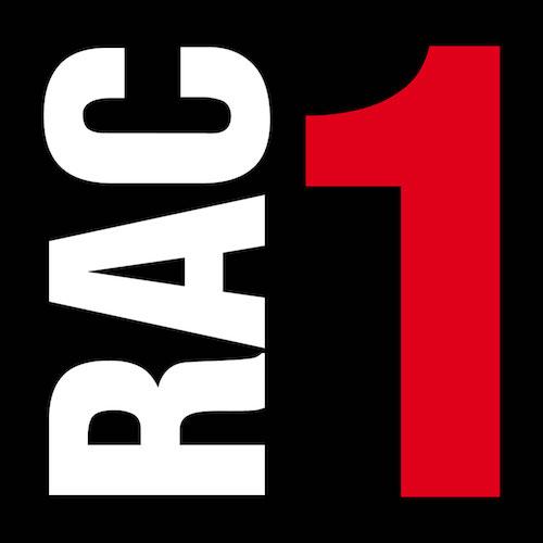 RAC 1 Logo