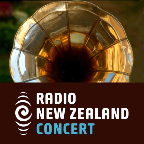 Radio New Zealand Concert Logo