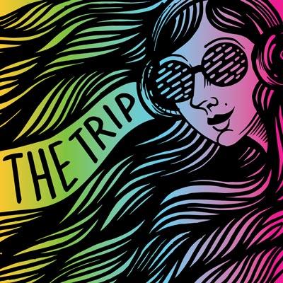 SomaFM The Trip Logo