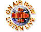 The World Of Blues Logo